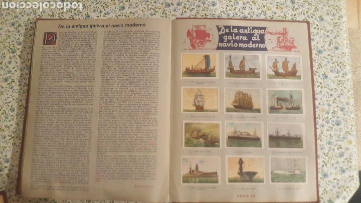 Coleccionismo Álbum: ALBUM DE CROMOS. LAS MARAVILLAS DEL MUNDO. NESTLE - Foto 17 - 257556630