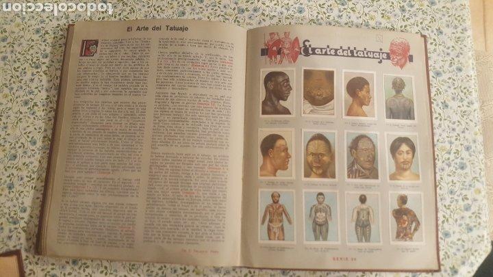Coleccionismo Álbum: ALBUM DE CROMOS. LAS MARAVILLAS DEL MUNDO. NESTLE - Foto 22 - 257556630