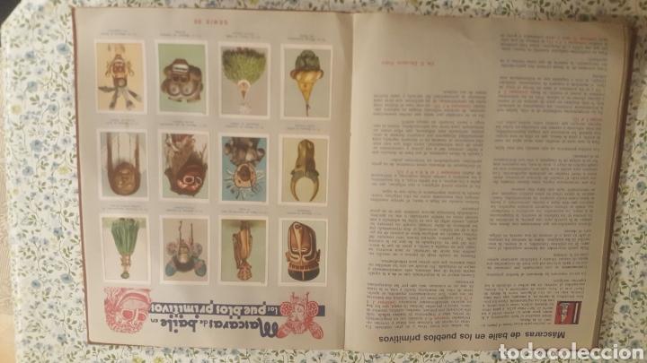 Coleccionismo Álbum: ALBUM DE CROMOS. LAS MARAVILLAS DEL MUNDO. NESTLE - Foto 23 - 257556630