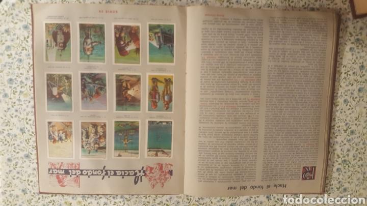 Coleccionismo Álbum: ALBUM DE CROMOS. LAS MARAVILLAS DEL MUNDO. NESTLE - Foto 29 - 257556630