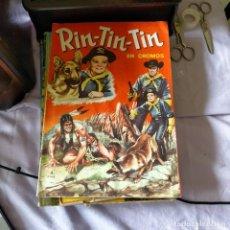 Colecionismo Caderneta: RIN TIN TIN. ALBUM DE CROMOS RIN - TIN - TIN. ALBUM COMPLETO. Lote 258260760