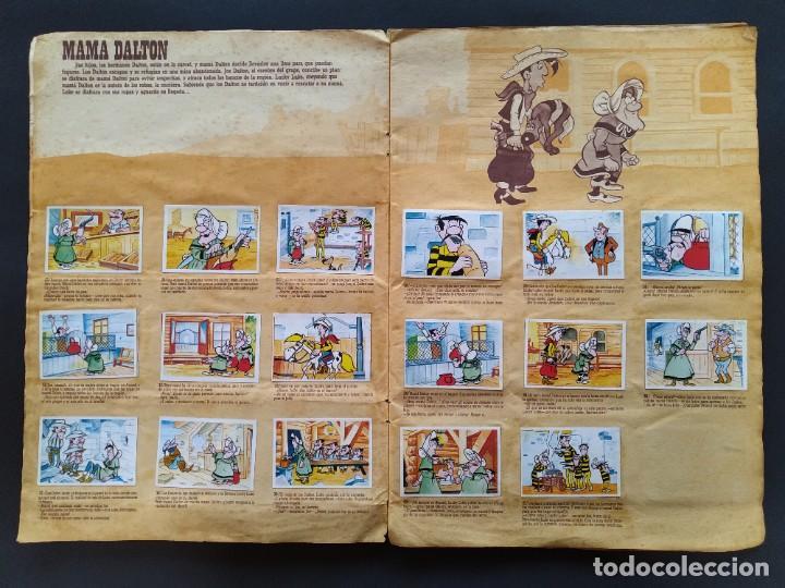 Coleccionismo Álbum: ALBUM DE CROMOS LUCKY LUKE COMPLETO- EDICIONES ESTE - AÑO 1985 ...L3849 - Foto 3 - 259226695