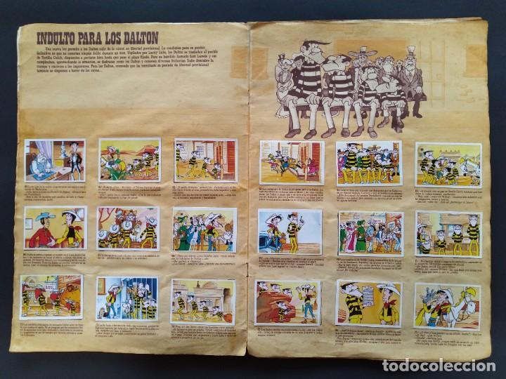 Coleccionismo Álbum: ALBUM DE CROMOS LUCKY LUKE COMPLETO- EDICIONES ESTE - AÑO 1985 ...L3849 - Foto 4 - 259226695