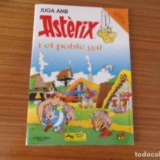 Coleccionismo Álbum: ASTERIX I EL POBLE GAL EDITA GRIJALBO. Lote 261183020