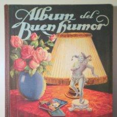 Collezionismo Álbum: MUNTAÑOLA - ALBUM DEL BUEN HUMOR. 365 CROMOS (COMPLETO) - BARCELONA 1947 - ILUSTRADO. Lote 261223165