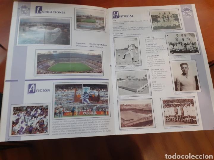 Coleccionismo Álbum: Real Madrid - álbum temporada 94/95 completo - Foto 3 - 261251280
