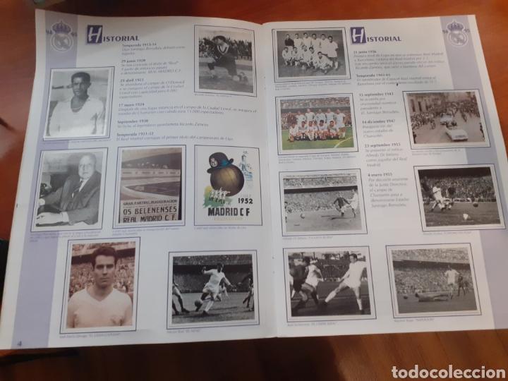Coleccionismo Álbum: Real Madrid - álbum temporada 94/95 completo - Foto 4 - 261251280