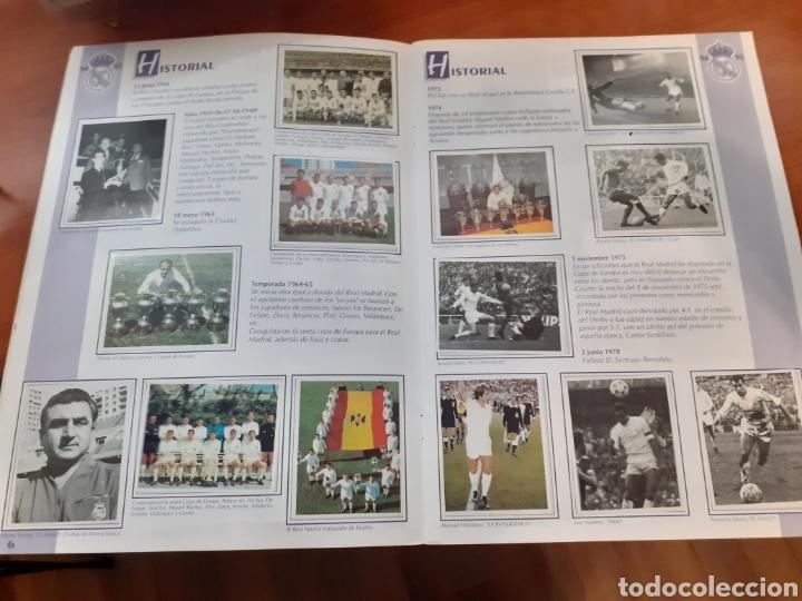 Coleccionismo Álbum: Real Madrid - álbum temporada 94/95 completo - Foto 5 - 261251280