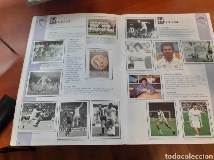 Coleccionismo Álbum: Real Madrid - álbum temporada 94/95 completo - Foto 6 - 261251280