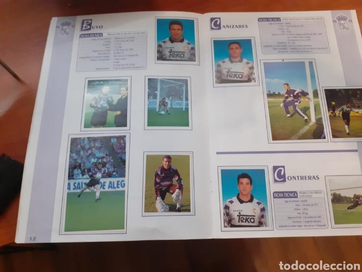 Coleccionismo Álbum: Real Madrid - álbum temporada 94/95 completo - Foto 10 - 261251280