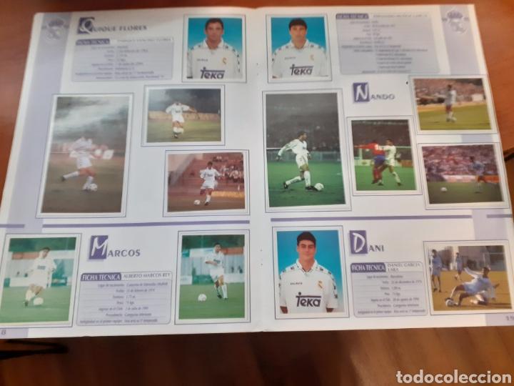 Coleccionismo Álbum: Real Madrid - álbum temporada 94/95 completo - Foto 11 - 261251280