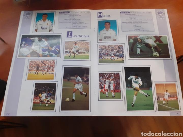 Coleccionismo Álbum: Real Madrid - álbum temporada 94/95 completo - Foto 12 - 261251280
