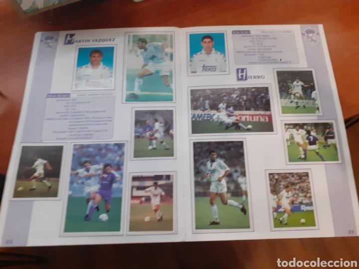 Coleccionismo Álbum: Real Madrid - álbum temporada 94/95 completo - Foto 13 - 261251280