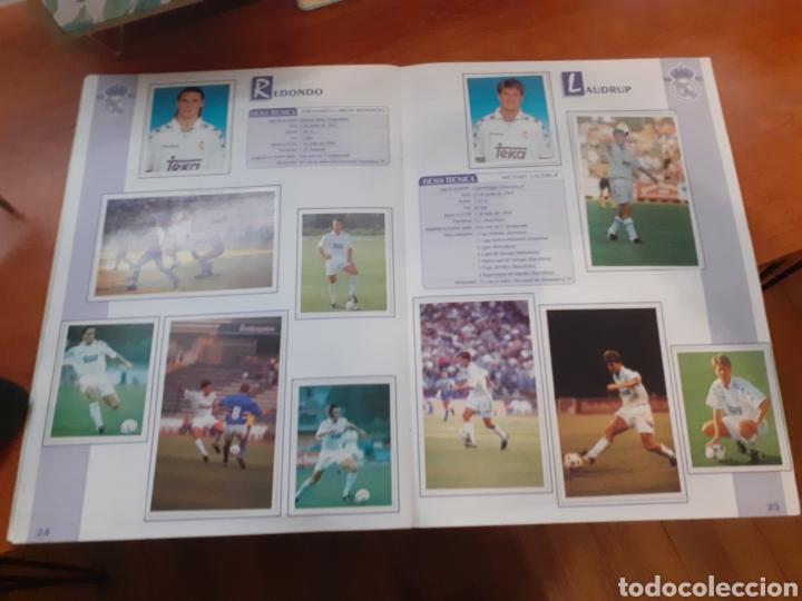Coleccionismo Álbum: Real Madrid - álbum temporada 94/95 completo - Foto 14 - 261251280