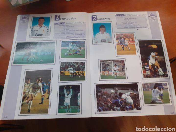 Coleccionismo Álbum: Real Madrid - álbum temporada 94/95 completo - Foto 15 - 261251280