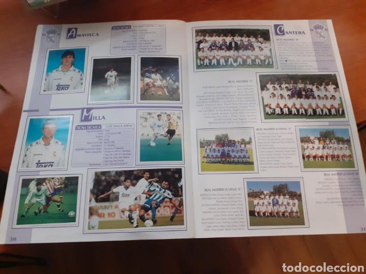 Coleccionismo Álbum: Real Madrid - álbum temporada 94/95 completo - Foto 17 - 261251280