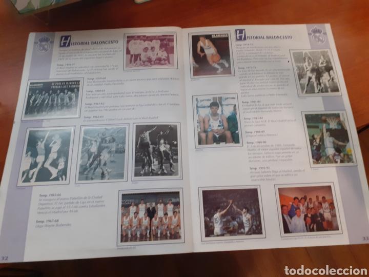 Coleccionismo Álbum: Real Madrid - álbum temporada 94/95 completo - Foto 18 - 261251280