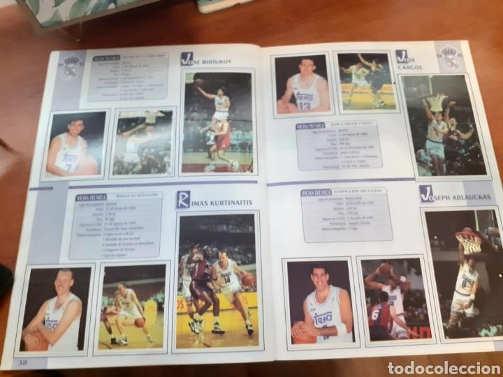 Coleccionismo Álbum: Real Madrid - álbum temporada 94/95 completo - Foto 22 - 261251280