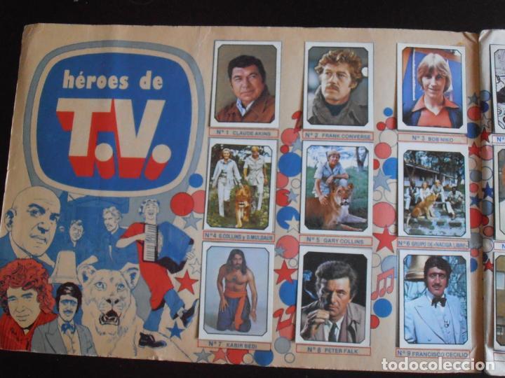 Coleccionismo Álbum: ALBUM DE CROMOS, FANS, COMPLETO, 1976 - Foto 2 - 261333885