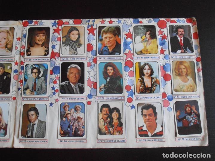 Coleccionismo Álbum: ALBUM DE CROMOS, FANS, COMPLETO, 1976 - Foto 5 - 261333885