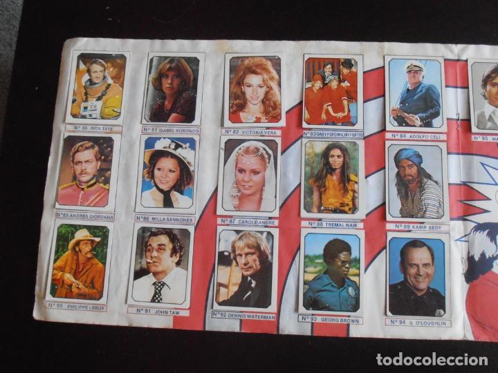 Coleccionismo Álbum: ALBUM DE CROMOS, FANS, COMPLETO, 1976 - Foto 6 - 261333885