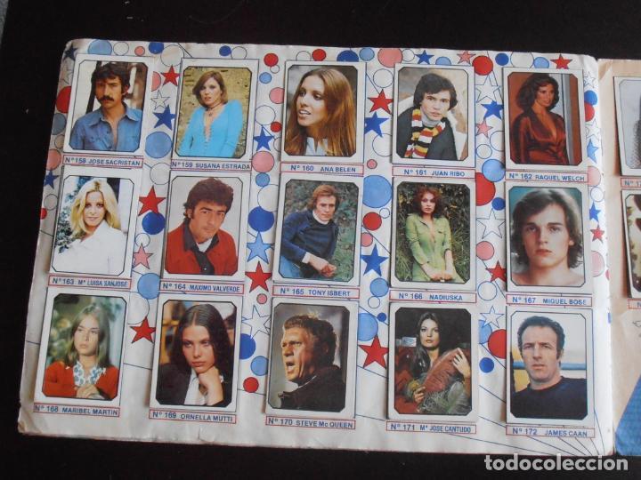 Coleccionismo Álbum: ALBUM DE CROMOS, FANS, COMPLETO, 1976 - Foto 9 - 261333885