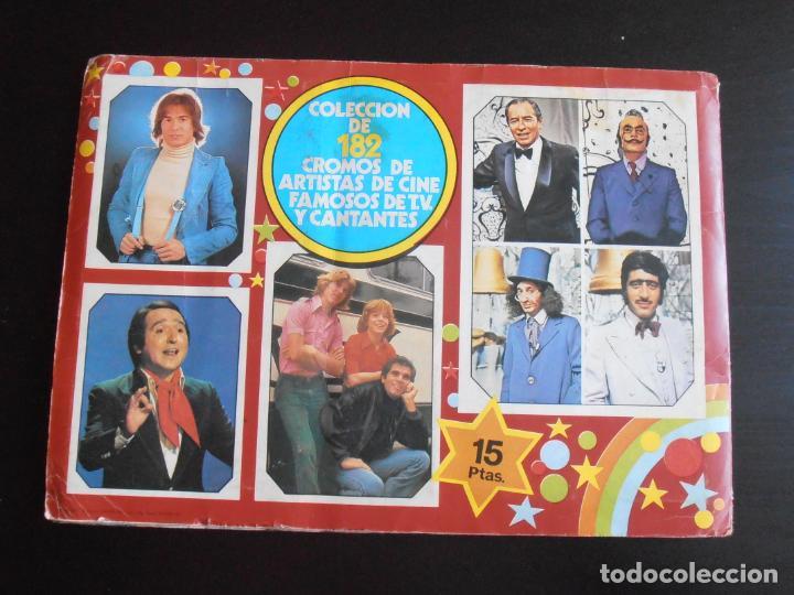 Coleccionismo Álbum: ALBUM DE CROMOS, FANS, COMPLETO, 1976 - Foto 11 - 261333885