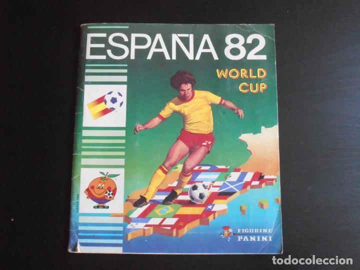 ALBUM DE CROMOS, ESPAÑA 82, WORLD CUP, PANINI, COMPLETO (Coleccionismo - Cromos y Álbumes - Álbumes Completos)