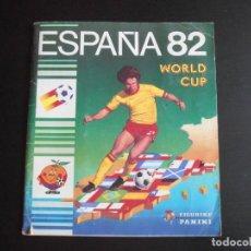 Coleccionismo Álbum: ALBUM DE CROMOS, ESPAÑA 82, WORLD CUP, PANINI, COMPLETO. Lote 261338190