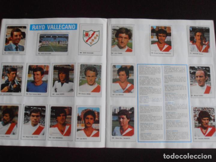 Coleccionismo Álbum: ALBUM DE CROMOS, FUTBOL 79-80, 1ª DIVISION Y SELECCION NACIONAL, COMPLETO, CROMO CROM - Foto 5 - 261347320