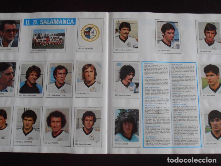 Coleccionismo Álbum: ALBUM DE CROMOS, FUTBOL 79-80, 1ª DIVISION Y SELECCION NACIONAL, COMPLETO, CROMO CROM - Foto 6 - 261347320