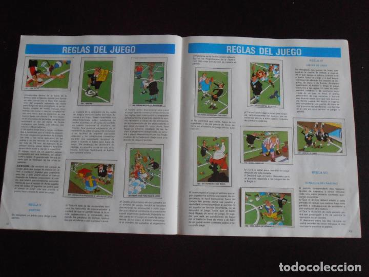 Coleccionismo Álbum: ALBUM DE CROMOS, FUTBOL 79-80, 1ª DIVISION Y SELECCION NACIONAL, COMPLETO, CROMO CROM - Foto 9 - 261347320