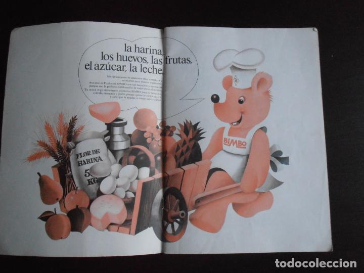 Coleccionismo Álbum: ALBUM DE CROMOS, EL PORQUE DE LAS COSAS Nº3, BIMBO, VACIO, PLANCHA - Foto 2 - 261349800