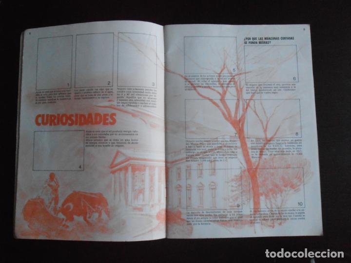 Coleccionismo Álbum: ALBUM DE CROMOS, EL PORQUE DE LAS COSAS Nº3, BIMBO, VACIO, PLANCHA - Foto 3 - 261349800