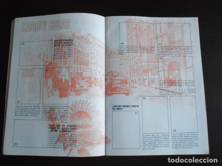 Coleccionismo Álbum: ALBUM DE CROMOS, EL PORQUE DE LAS COSAS Nº3, BIMBO, VACIO, PLANCHA - Foto 4 - 261349800