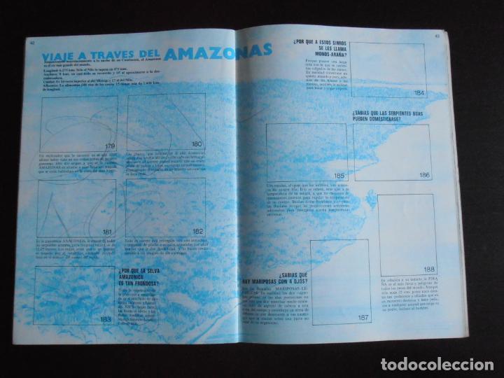 Coleccionismo Álbum: ALBUM DE CROMOS, EL PORQUE DE LAS COSAS Nº3, BIMBO, VACIO, PLANCHA - Foto 7 - 261349800