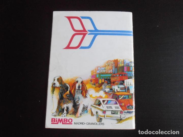 Coleccionismo Álbum: ALBUM DE CROMOS, EL PORQUE DE LAS COSAS Nº3, BIMBO, VACIO, PLANCHA - Foto 10 - 261349800