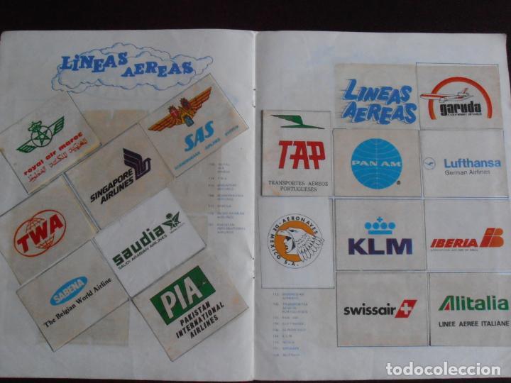 Coleccionismo Álbum: ALBUM DE CROMOS, ESCUDOS, COMPLETO, DIFUSORA DE CULTURA - Foto 8 - 261358665