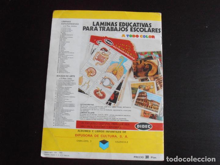 Coleccionismo Álbum: ALBUM DE CROMOS, ESCUDOS, COMPLETO, DIFUSORA DE CULTURA - Foto 11 - 261358665
