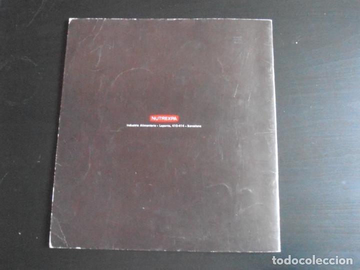 Coleccionismo Álbum: ALBUM DE CROMOS, LOS SELLOS DE LAS OLIMPIADAS, VACIO, PLANCHA, COLACAO - Foto 7 - 261359700