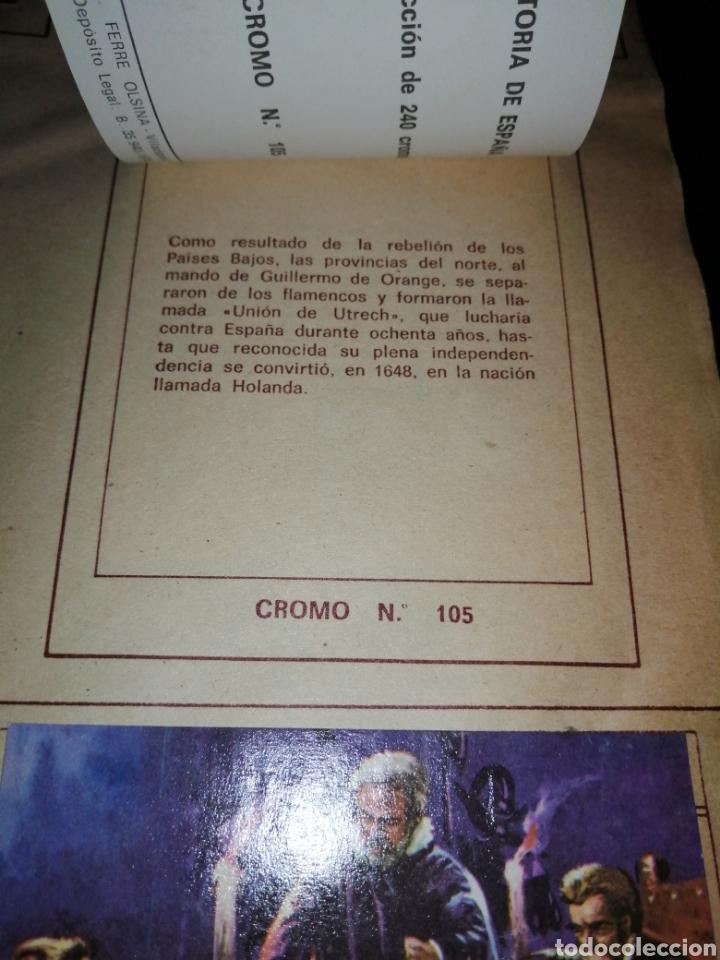 Coleccionismo Álbum: ÁLBUM COMPLETO HISTORIA DE ESPAÑA - Foto 19 - 221748818