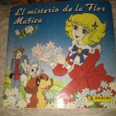 Coleccionismo Álbum: ,EL MISTERIO DE LA FLOR MAGICA,ALBUM COMPLETO. Lote 262338210