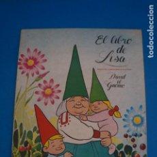 Collezionismo Álbum: ALBUM COMPLETO DE EL LIBRO DE LA LISA AÑO 1985 DE DANONE. Lote 262907120