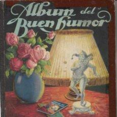 Coleccionismo Álbum: ALBUM DEL BUEN HUMOR - COMPLETO. Lote 263535590
