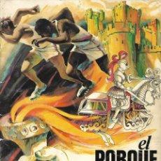 Coleccionismo Álbum: EL PORQUE DE LAS COSAS 2 - COMPLETO. Lote 263539845