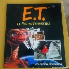 Coleccionismo Álbum: E.T EL EXTRA-TERRESTRE. Lote 264831004