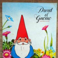 Coleccionismo Álbum: DAVID EL GNOMO. Lote 267454654