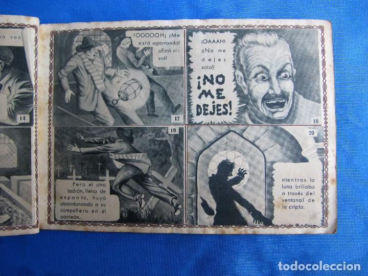 Coleccionismo Álbum: FRANKENSTEIN Y EL HOMBRE LOBO. LON CHANEY. COMPLETO. EDITORIAL FHER, BILBAO, 1940S - Foto 3 - 267756959