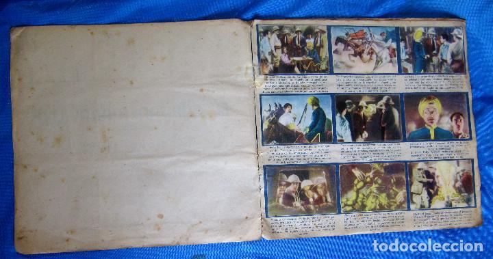 Coleccionismo Álbum: EL CAPITÁN MARAVILLAS. COMPLETO. EDITORIAL FHER, BILBAO, 1940S - Foto 3 - 267808234