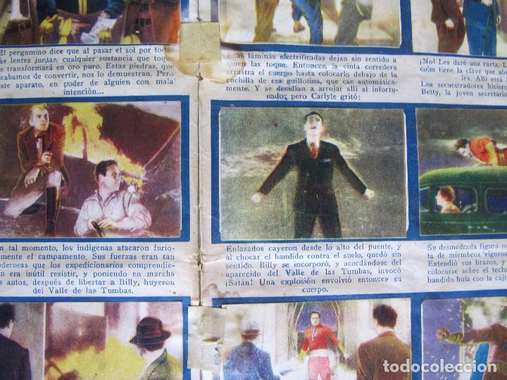 Coleccionismo Álbum: EL CAPITÁN MARAVILLAS. COMPLETO. EDITORIAL FHER, BILBAO, 1940S - Foto 5 - 267808234